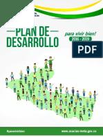 Plan de Desarrollo Municipio de Acacías 2.016