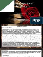 Literatura Neoclásica Y Romántica