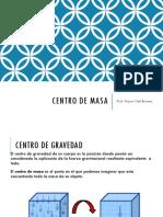 Centro de Masas