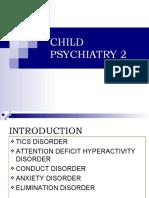 Child Psychiatry 2