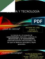 1.Ciencia y Tecnología
