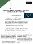 Nuevas especies de Trichillia y Guarea en Colombia.pdf