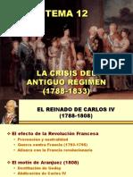 12-La Crisis Del Antiguo Régimen Geografia Katy