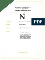 Derecho Minero Legislacion de Uruguay