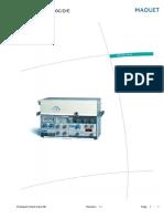 SV-900_ Spare Parts List