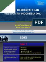 Survei Demografi Dan Kesehatan Indonesia 2017