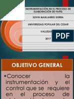 Instrumentacion en El Sector Papelero