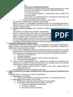 Resumen Derecho Administrativo II