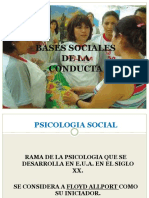 I Psicología social