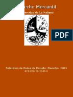 Derecho Mercantil. En_ Seleccio - VV.aa