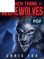Fox, Chris - [Deathless 1] - No Such Thing as Werewolves (1502918277,0000000000)