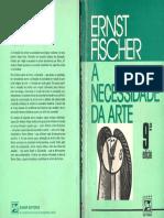 Ernst Fischer - A Necessidade Da Arte