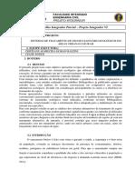 Sistemas de Tratamento de Esgoto Sanitário Ecológicos Em Áreas Urbanas e Rurais