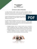 Clase No. 7 Mezcla de Comunicacion Publicidad 17 03 2018