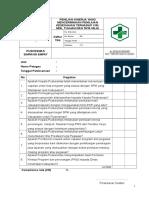 2.3.6.Ep4 Daftar Tilik Penilaian Kinerja Visi, Misi, Tujuan Dan Tata Nilai