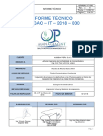 Informe Tecnico- ensayo no destructivo-marzo 2018- chute de chancado y molienda