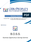 BOSS CPMP Presentation