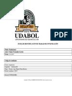 Estructuras III Fundaciones