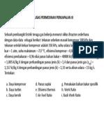 Tugas Permesinan Perkapalan III 4 April 2018