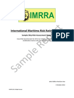 Imrra Sample Report