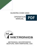 Metronics QC 2000