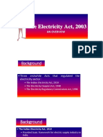 Electricity Laws and Regulations