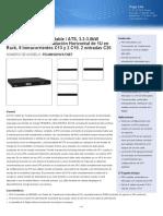 2-Pdu Administrable Monofasico Std 19 Triipp-lite (Pdumh20hvatnet) Cp 5ceepamt