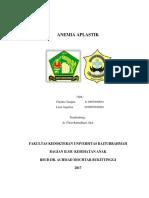 Cover Anemia Aplastik