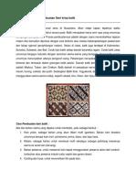 5 Karya Dan Cara Pembuatan