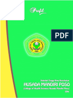 Profil STIKES Husada Mandiri Poso (Indonesia)