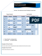 Page 39- Tense Lax Vowel Chart