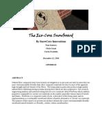 The Eco-Core Snowboard