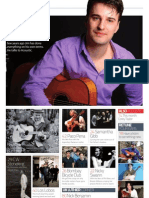 Acoustic Magazine Issue 46 Content