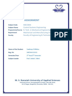 Assignment Template UG