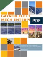 Profile - Gayatri Elect - Copy