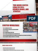 Analisis Studi Kasus Costco Wholesale in 2016