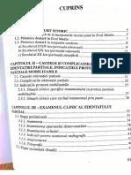 Tratamentul edentatiei partiale cu proteze mobile