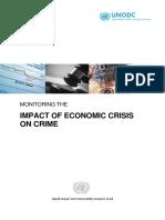 Crisis y Delincuencia Onu