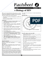 The Biology of HIV