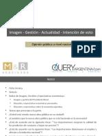 Query Argentina y M&R - Imagen