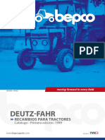 Catalogo Repuestos DEUTZ