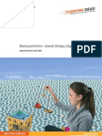 Nano Particles Small Things Big Effects 2008 64 Pages