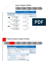 Asset Life Cycle Using Oracle Asset Tracking