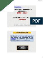 Unidad Tematica Nro. 2 Presentacion