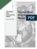 Function Block Programming