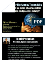Accident Investigation and Process Safety