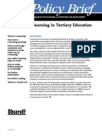 E-learning in Tertiary Education.pdf