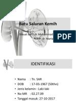 Case Report Batu Uretra Posterior