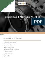 Coding and Marking Market Analysis by Arizton