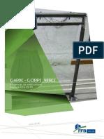 Brochure Exigences Garde Corps Vitres